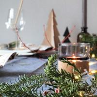 Inspiratie nodig voor de kerst tafel?